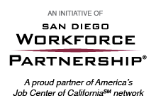 CONNECT2Careers San Diego is an initiative of the San Diego Workforce Partnership