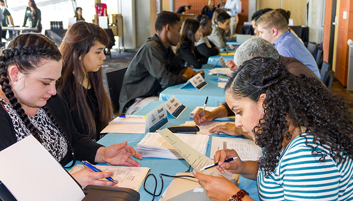 Attendance at C2C job fair exceeds all expectations